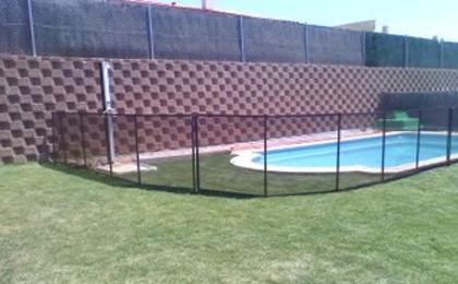 Vallas de piscina madrid for Vallas para piscinas desmontables